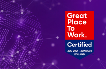Ardigen obtained a Great Place to Work certification